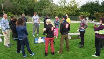 Ready2Rescue pierwsza pomoc, instruktor pierwszej pomocy, 7Niebo Piotraszewo