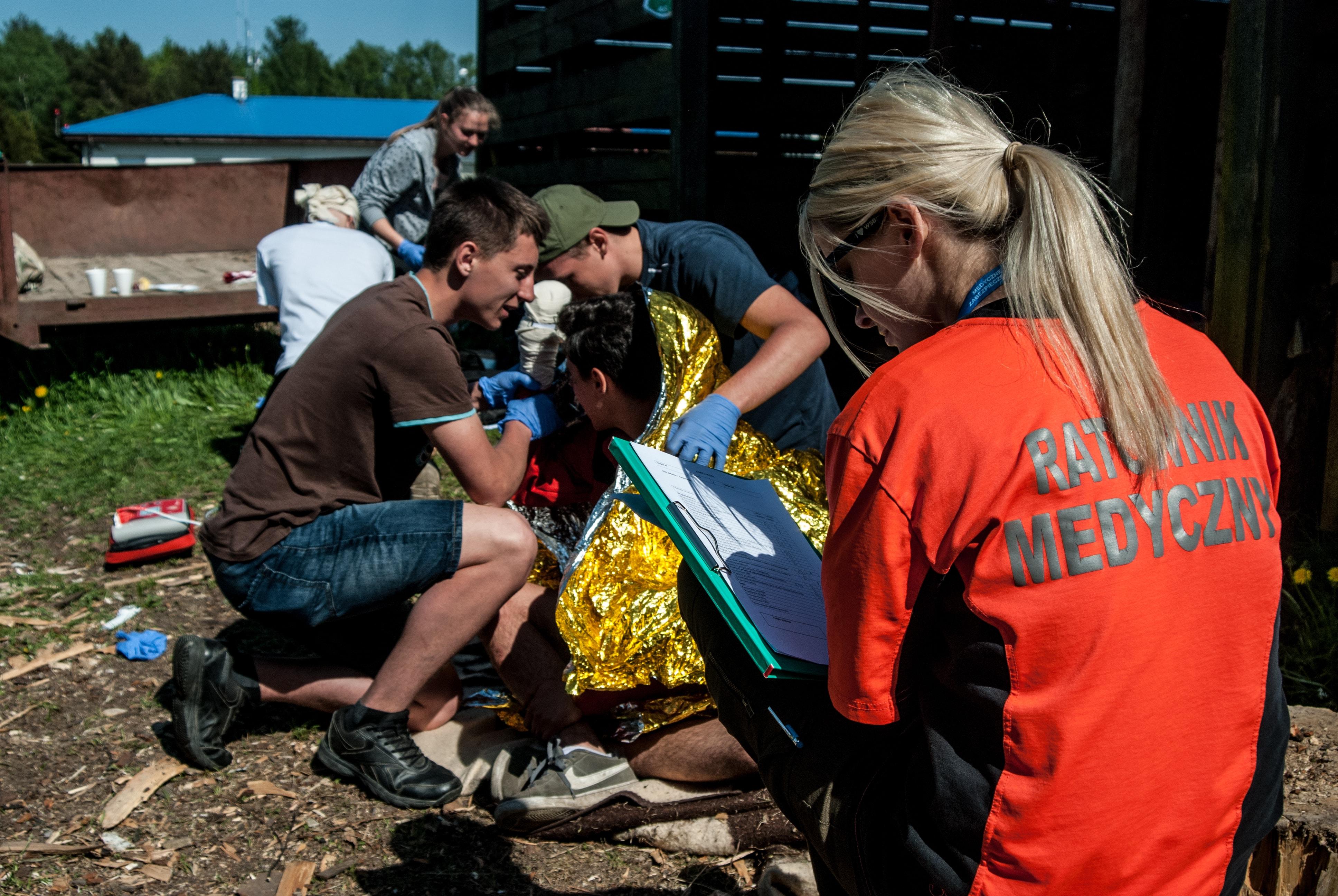 Ready2Rescue, Anna Madej Ruda, pierwsza pomoc dla wymagających