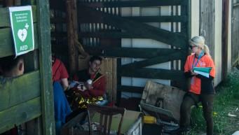 mistrzostwa pierwszej pomocy, dzieci ratują, aeroklub Warmińsko-Mazurski