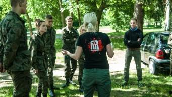 Ready2Rescue szkolenie klas mundurowych, aktywne szkolenie pierwszej pomocy