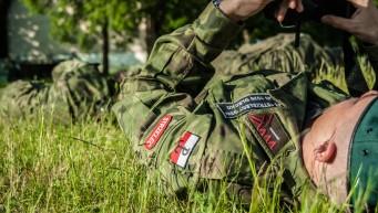 pierwsza pomoc obóz proobronny, Liga Obrony Kraju, staza taktyczna