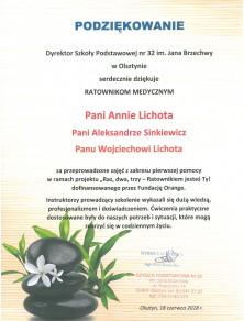 SP 32 w Olsztynie