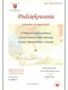 Mistrzostwa Pierwszej Pomocy Medyk Olsztyn